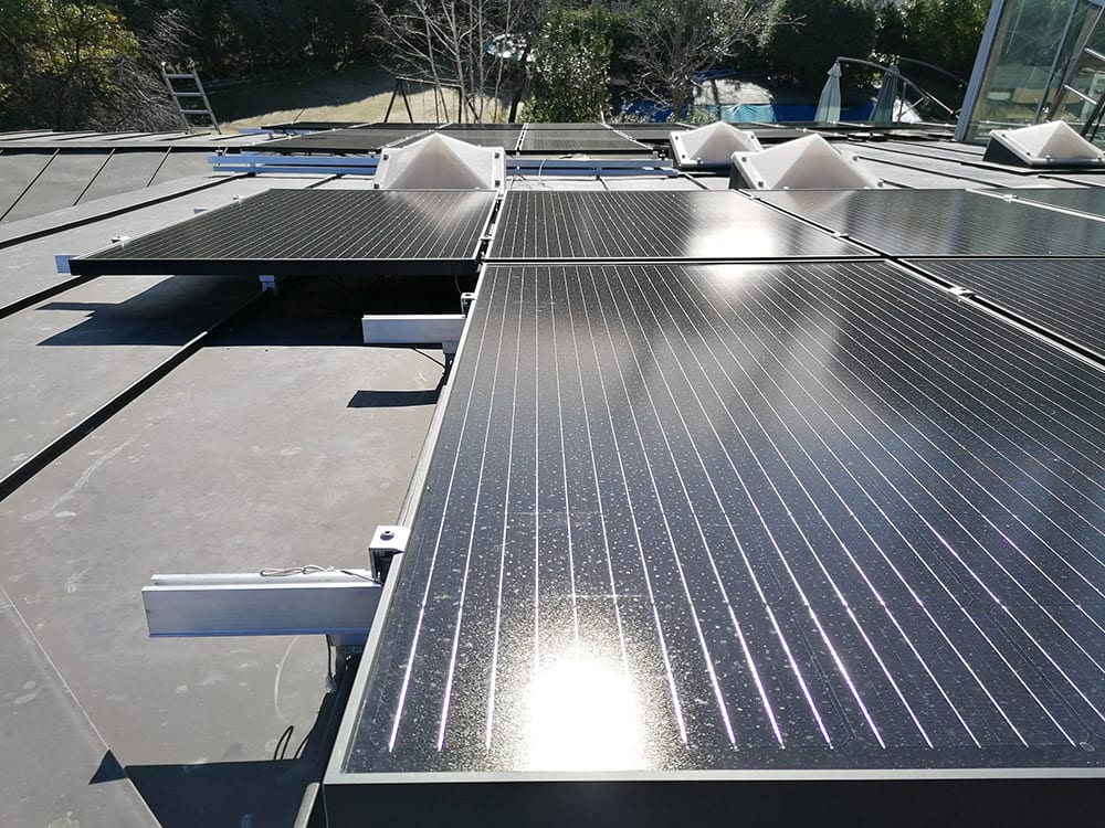 legalizar una instalación fotovoltaica de autoconsumo