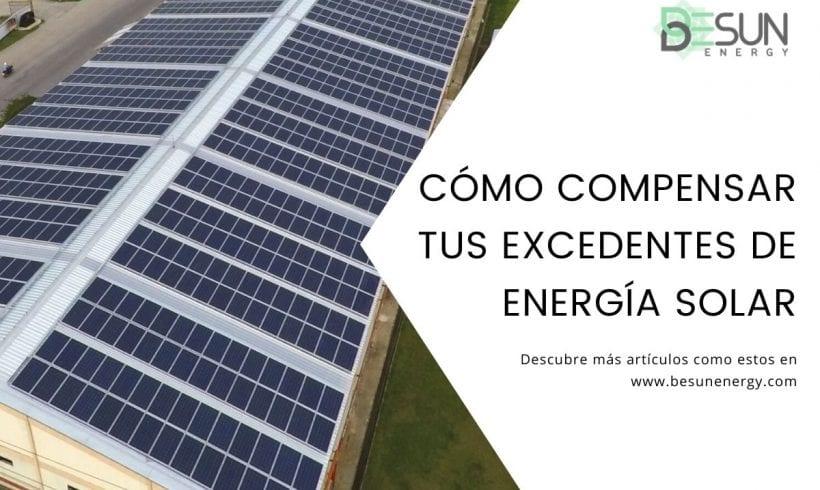 Cómo vender energía solar a la red