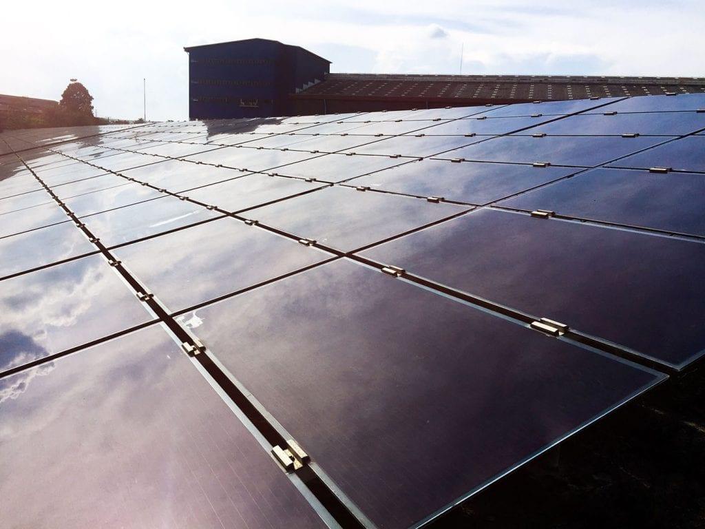 Tipos de Placas Solares Fotovoltaicas
