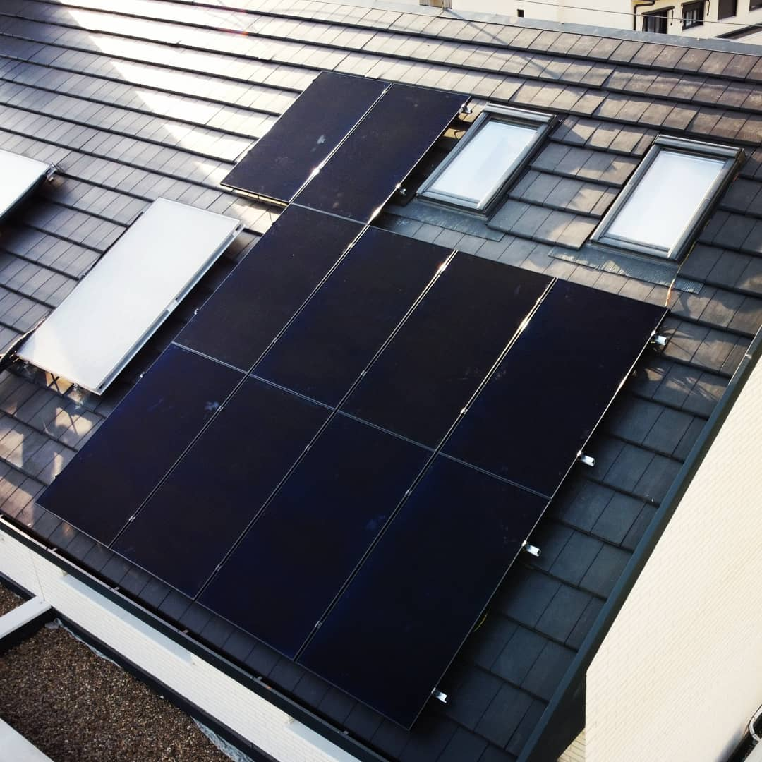 ¿Puedo poner placas solares en mi casa?