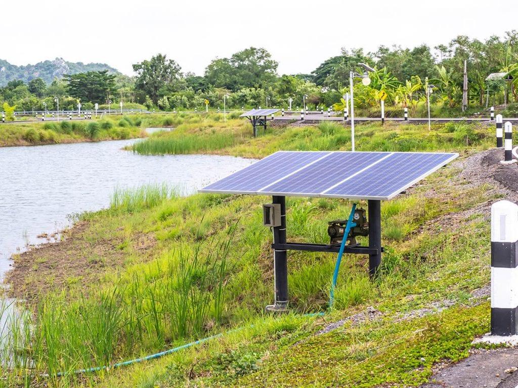 Qué es el bombeo solar fotovoltaico