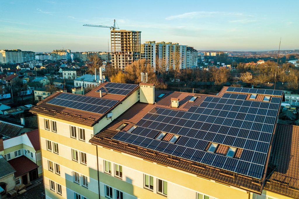 Alquiler de tejado para placas solares